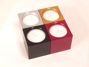 Tealight and Taper Holders